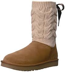 womens ugg boots chestnut amazon com ugg s kiandra boot mid calf