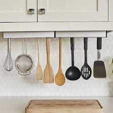 Kitchen Utensil Canister Umbra Under Cabinet Utensil Holder In Kitchen Utensil Holders