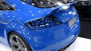 audi tt colors color changing audi tt rs 2 5 tfsi quattro 360 hp 250 km h 155