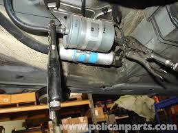 mercedes benz w210 fuel filter replacement 1996 03 e320 e420