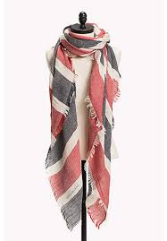 ladies u0027 scarves tommy hilfiger