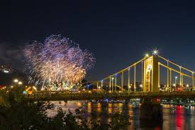 chagne bottle fireworks fourth of july in pittsburgh free concerts fireworks and