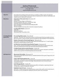 what do you put on a resume best template collection