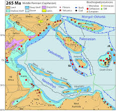 Ocean Lakes Map Permian