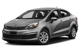 2016 kia rio new car test drive