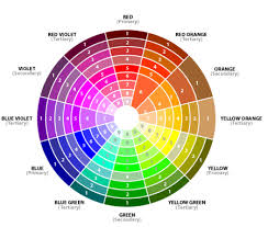 colors that match with purple styling guide the color wheel and color theory styling scrapbook