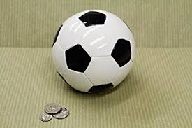 sports themed piggy banks soccer sports themed coin piggy bank toys