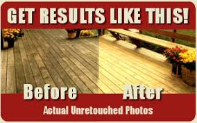 michigan deck cleaning repair staining building contractor