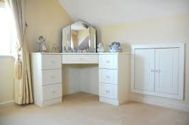 Vanity Table Ideas The Beautiful Day With Corner Makeup Vanity Table Idea And Design