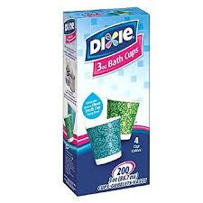 dixie cups dixie cups variety designs 3 oz blue and green 200
