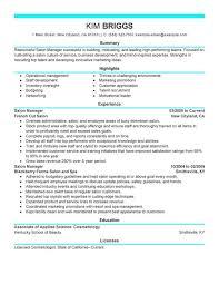 hair stylist resume template saneme