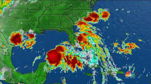 Cape San Blas Florida Map by Be Prepared U0027 Storm To Grow Before Raking Florida Gulf Coast Nbc