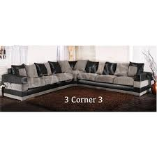 Cheap Corner Sofa Bed Uk Cheap Sofa Uk Sanchez Black U0026 Grey Fabric Corner Sofa Suite