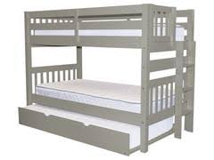 Bunk Bed Trundle Bed Bunk Beds With Trundles Free Shipping At Bunk Bed King