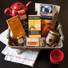 san francisco gift baskets san francisco breakfast basket
