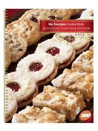 we energies serves up cookie book