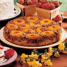 spiced pineapple upside down cake recipe keeprecipes your