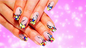 multicolored french jacket top awesome nail art design nail art
