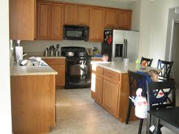 Island Kitchen Counter Kitchen Quartz Countertops With Oak Cabinets Kitchen Island With