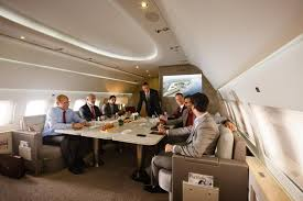 in pictures inside emirates luxury private jet the national