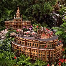 Train Show Botanical Garden by Photos The Holiday Train Show At The New York Botanical Garden