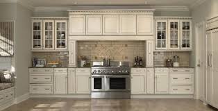 Antique Off White Kitchen Cabinets Beautiful Antique White Kitchens Kitchen Crafters