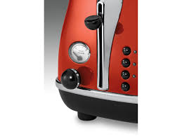 Delonghi Toaster Icona De U0027longhi To2003 R Design Toaster Icona Collection