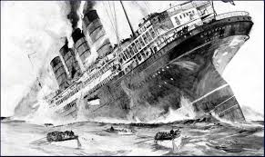 sinking of the lusitania why was the sinking of the lusitania important