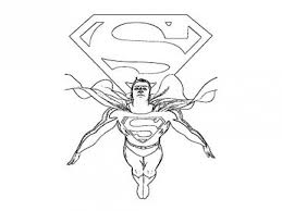 superman coloring pages online superman printable coloring pages coloring home