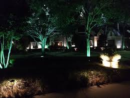 Outdoor Up Lighting For Trees Diy Plano Outdoor Lighting Dallas Landscape Ideas Tree