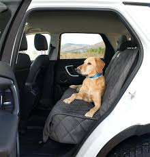 canine car seat cover see larger image dog car back seat cover