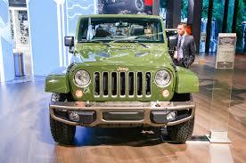 maroon jeep wrangler 4 door next jeep wrangler to spawn hybrid diesel and pickup variants