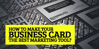 Good Business Card Font How To Make Your Business Card The Best Marketing Tool Articles