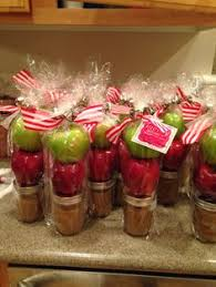 salted caramel dip with apples great gift gift