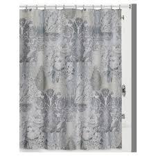 Heirloom Shower Curtain Gray  Creative Bath  Target