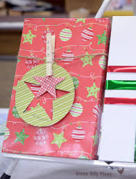 christmas gift wrapping ideas bless this mess idolza