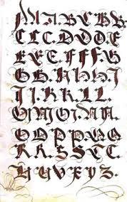 typography alphabet ornamental renaissance 9 jpg
