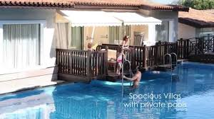 paloma grida resort u0026 spa youtube