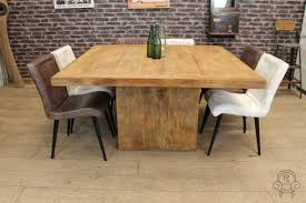 Large Square Dining Room Table Square Dining Room Table Brilliant Wood Large With Plans 8