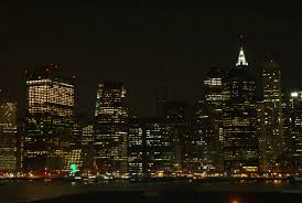 manhattan skyline manhattan skyline by night photo page everystockphoto