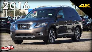 nissan pathfinder youtube 2015 2016 nissan pathfinder platinum ultimate in depth look in 4k