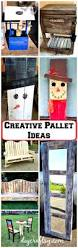 30 pallet ideas creative ways to recycle pallets page 4 of 5