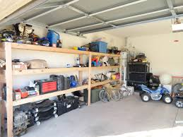 ana white almost wall to wall garage storage diy projects