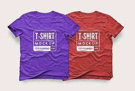 75 awesome u0026 free t shirt mockups psd templates utemplates