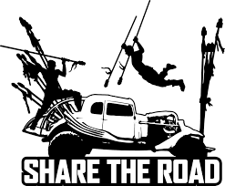 jeep off road silhouette mad max fury road car decal by redatnight on etsy neat stuff