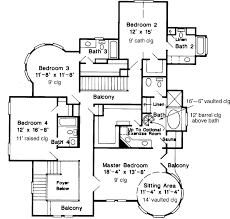 victorian mansion plans victorian house plan 4 bedrooms 4 bath 3435 sq ft plan 58 265