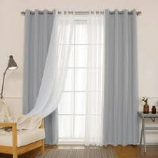 Curtains For Bedrooms Bedroom Curtains Hton Sheer Voile Scarf Valance Home