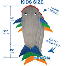 blankie tail shark blanket assorted color