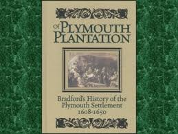 plymouth plantation book history of plymouth plantation by william bradford text