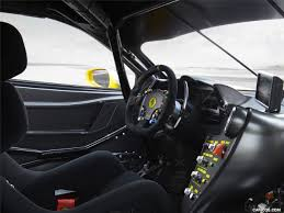 ferrari yellow interior 2017 ferrari 488 challenge interior hd wallpaper 6